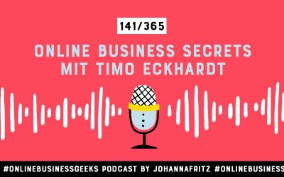 Online Business Secrets mit Timo vom Online Business Podcast