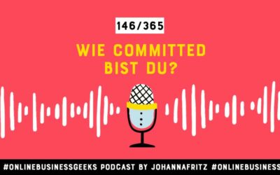 Wie committed bist du?