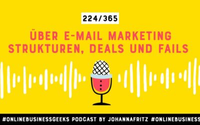 Über E-Mail Marketing Strukturen, Deals und Fails